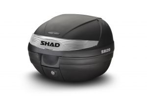 Shad Top Case Kit, SH29, Kunststoff, schwarz, 29 l, L 380 x B 400 x H 300 mm, D0B29100